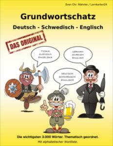 Grundwortschatz Deutsch Schwedisch Englisch Sven Mahnke