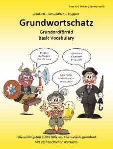 Grundwortschatz Deutsch Schwedisch Englisch