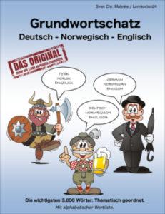 Grundwortschatz Deutsch Norwegisch Englisch Sven Mahnke